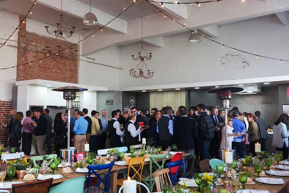 Neff electrodomésticos evento Santander