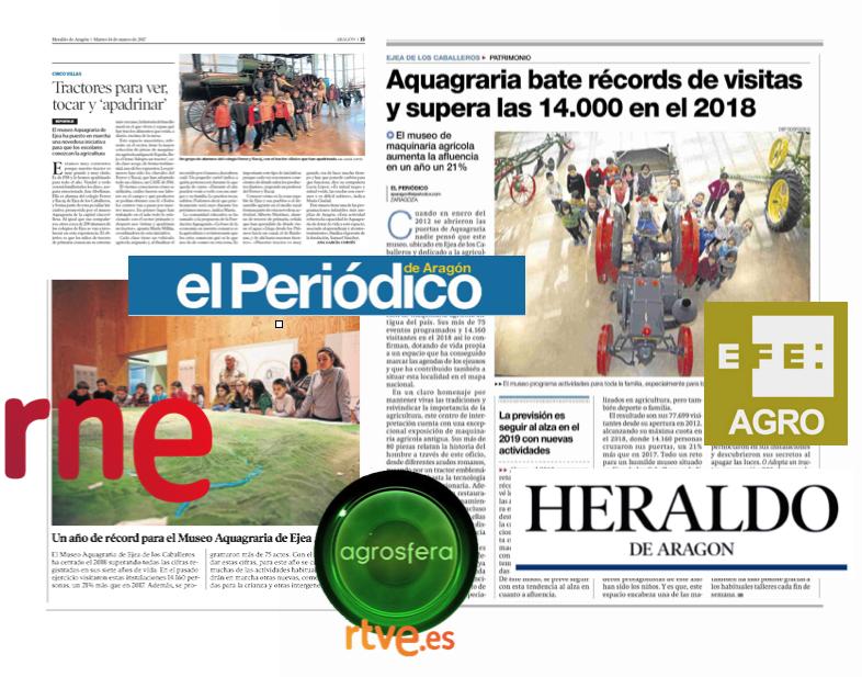 Aquagraria - Gabiente Prensa Museo